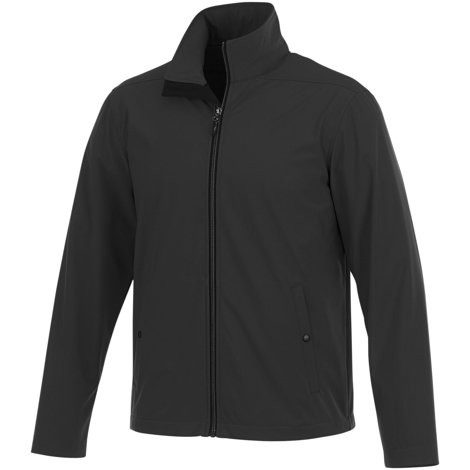 Karmine softshell bunda - Černá / XXL
