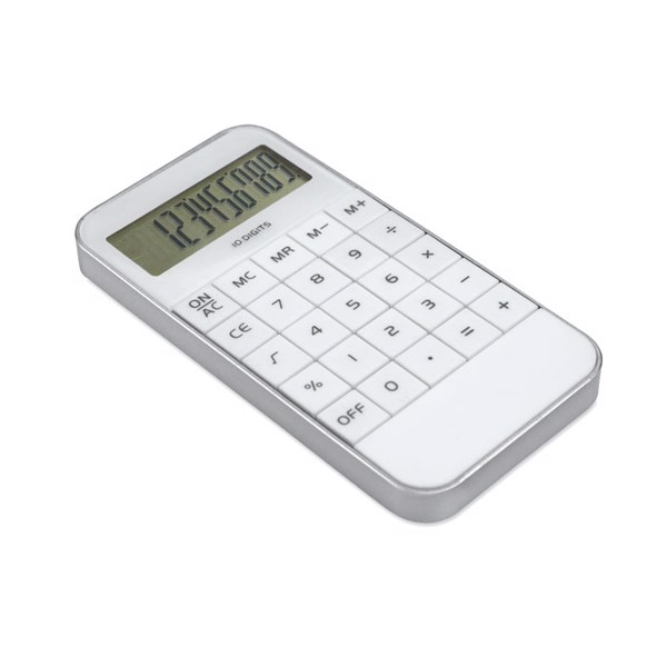 10 digit display Calculator Zack
