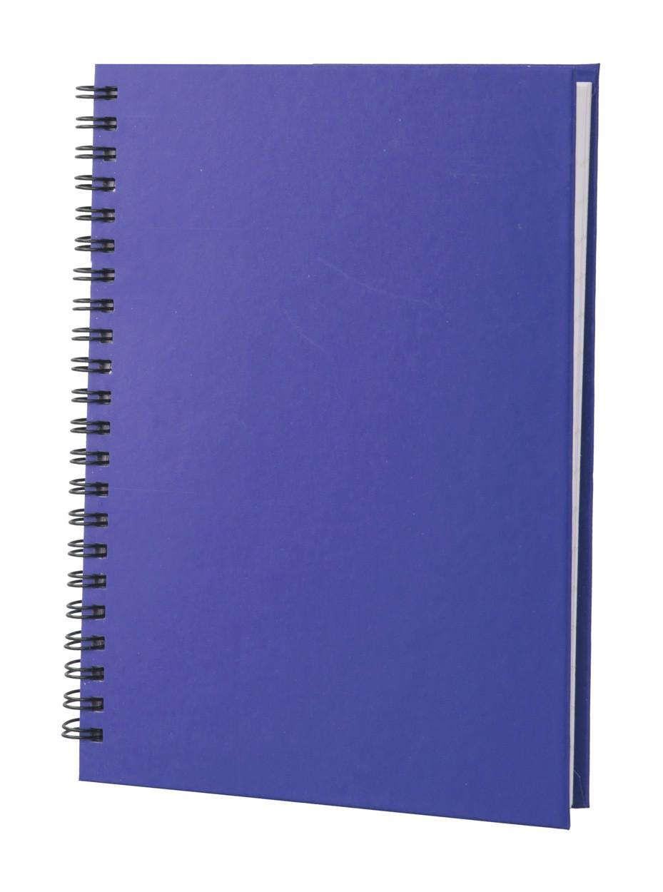 Poznámkový Blok Gulliver - Modrá