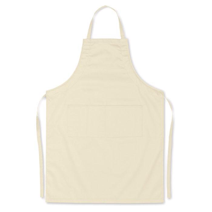 Adjustable apron Fitted Kitab - Beige