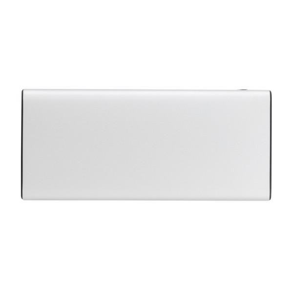 Hliníková 18W PD powerbanka 10 000 mAh - Stříbrná