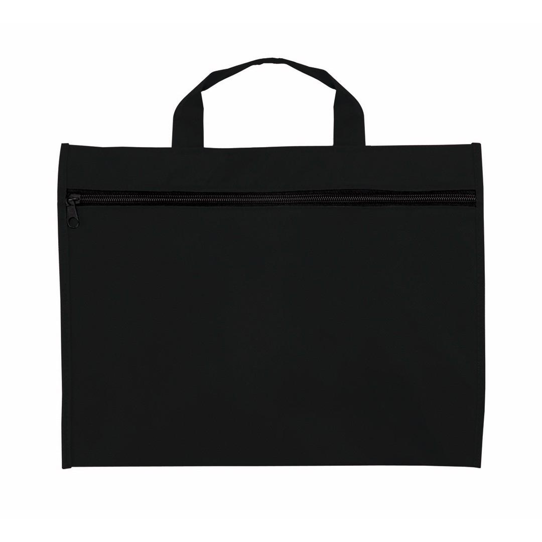 Portadocumentos Kein - Negro
