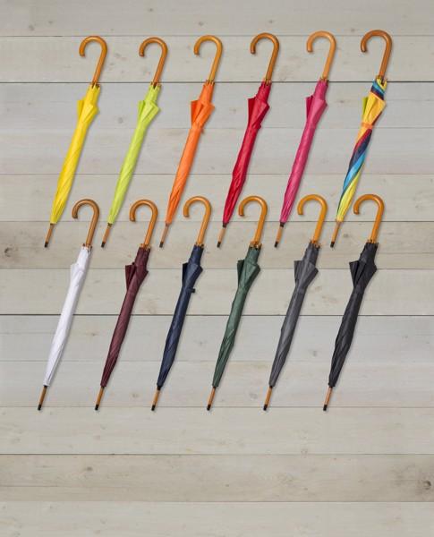 Polyester (190T) umbrella - Yellow