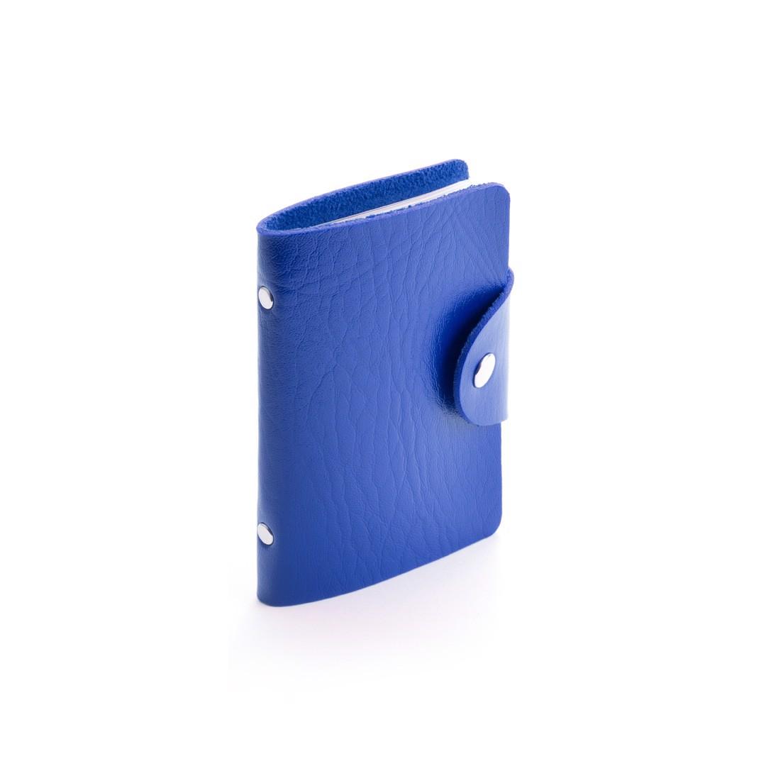 Tarjetero Midel - Azul