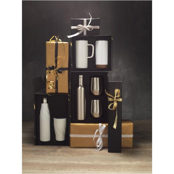 """Set de regalo con aislamiento de cobre al vacío """"Hugo"""" - Blanco"""