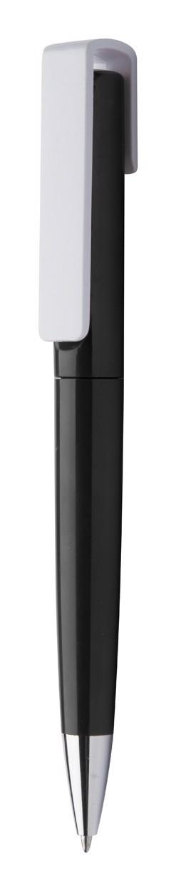 Kuličkové Pero Cockatoo - Černá
