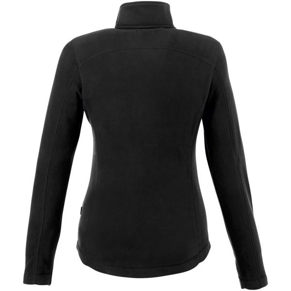 Dámská bunda Pitch z materiálu mikro fleece - Černá / S