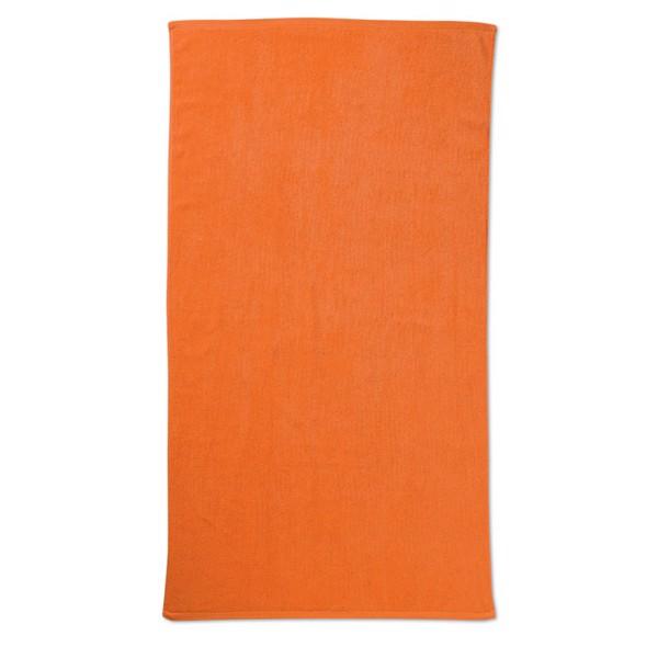 Ręcznik plażowy. Tuva - pomarańczowy