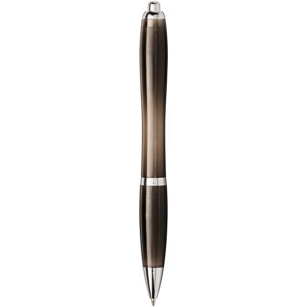 Nash kuličkové pero z PET materiálu - Černá
