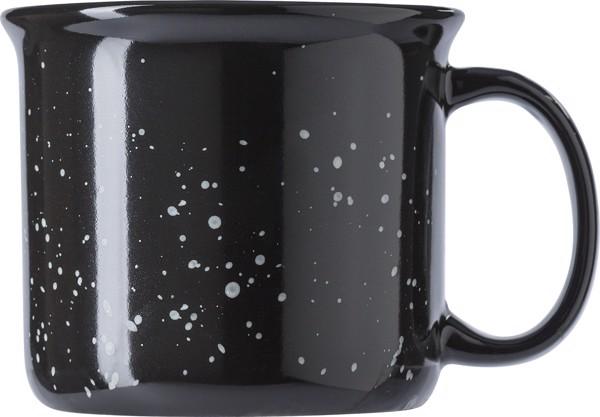 Ceramic mug - Black