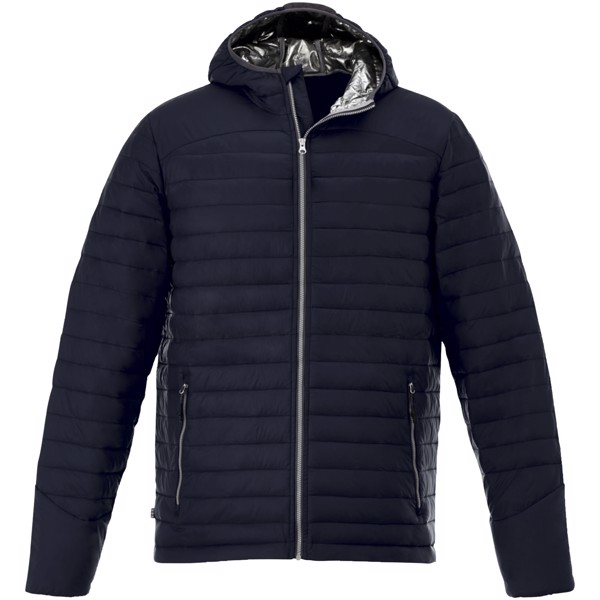 Silverton men's insulated packable jacket - Navy / L