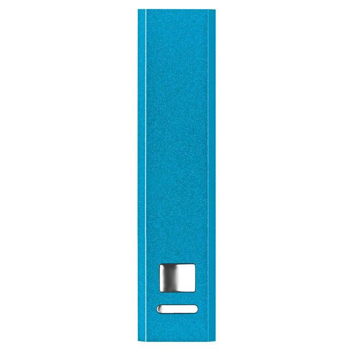 Aluminium Powerbank Poweralu - blau