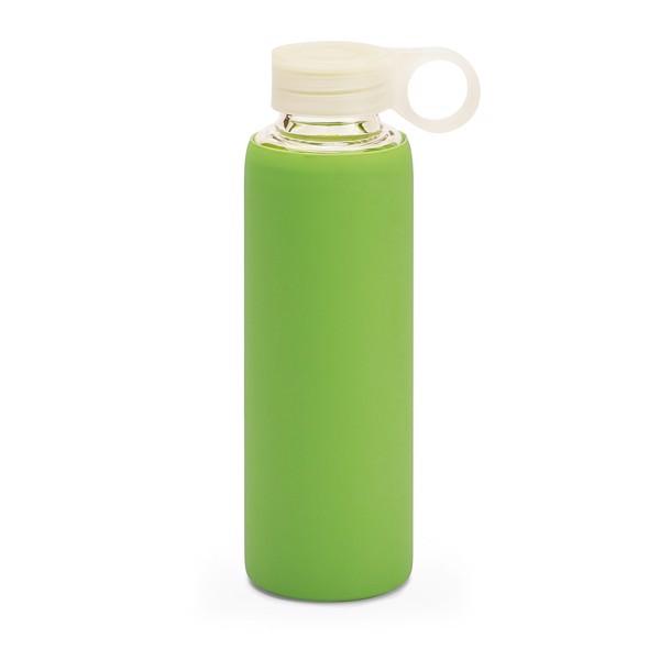 DHABI. Botella deportiva de 380 ml - Verde Claro
