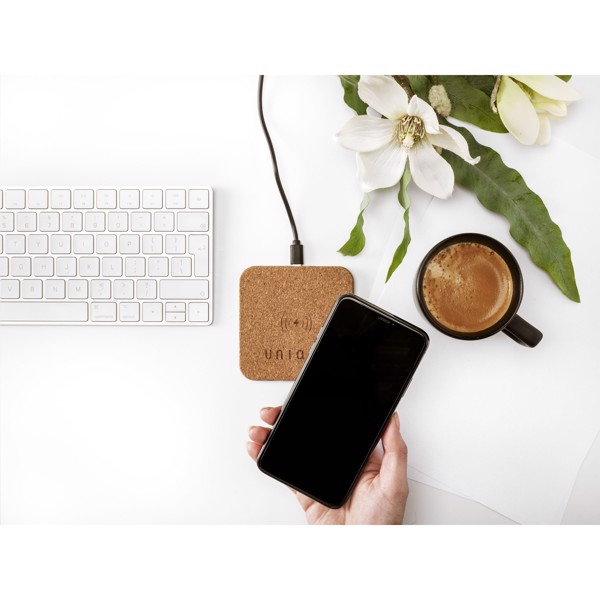 Cork Wireless Charger 10W