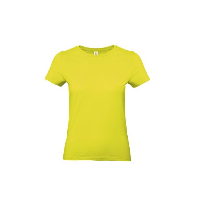 T-shirt female 185 g/m² #E190 /Women T-Shirt - Lime / XL
