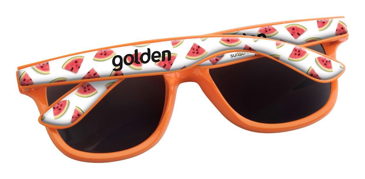 Sluneční Brýle Dolox - Oranžová