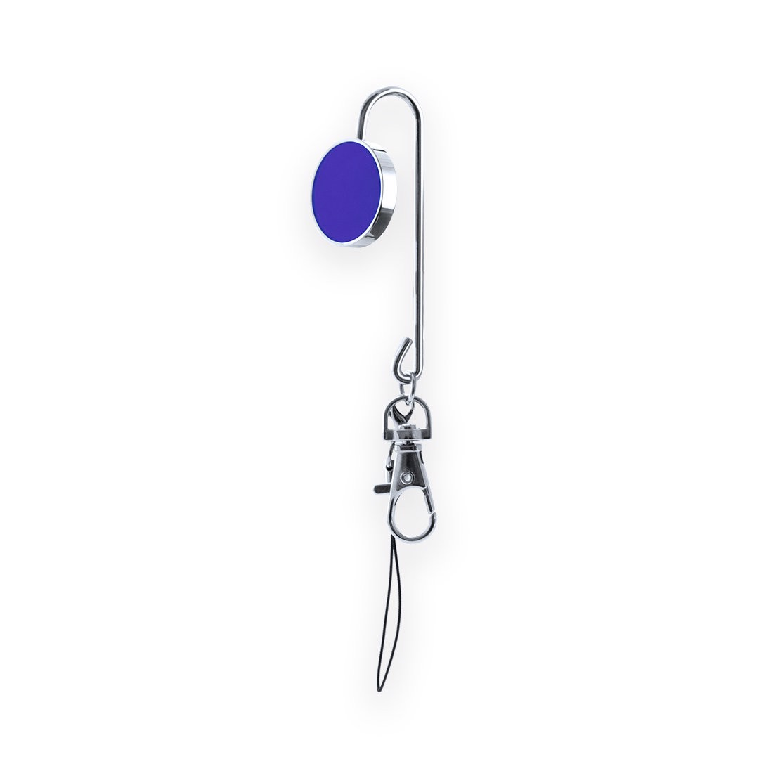 Llavero Bolso Lysia - Azul