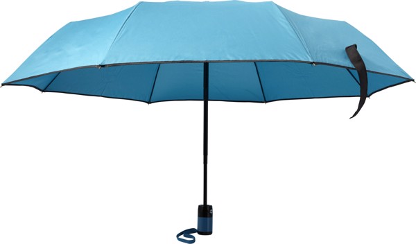Pongee umbrella - Yellow