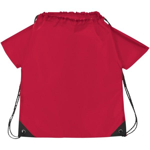 Batůžek Cheer - Červená s efektem námrazy