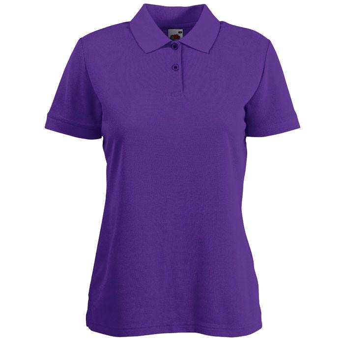 Dámská polokošile 65/35 Polo Lady-Fit  63-212-0 - Purple / M