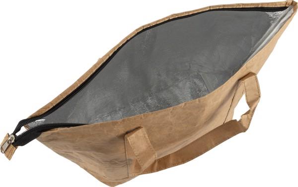 Bolsa nevera de papel laminado 80 gr/m²