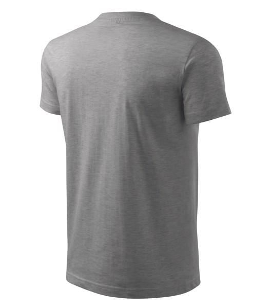 T-shirt men's Malfini Classic New - Dark Gray Melange / M