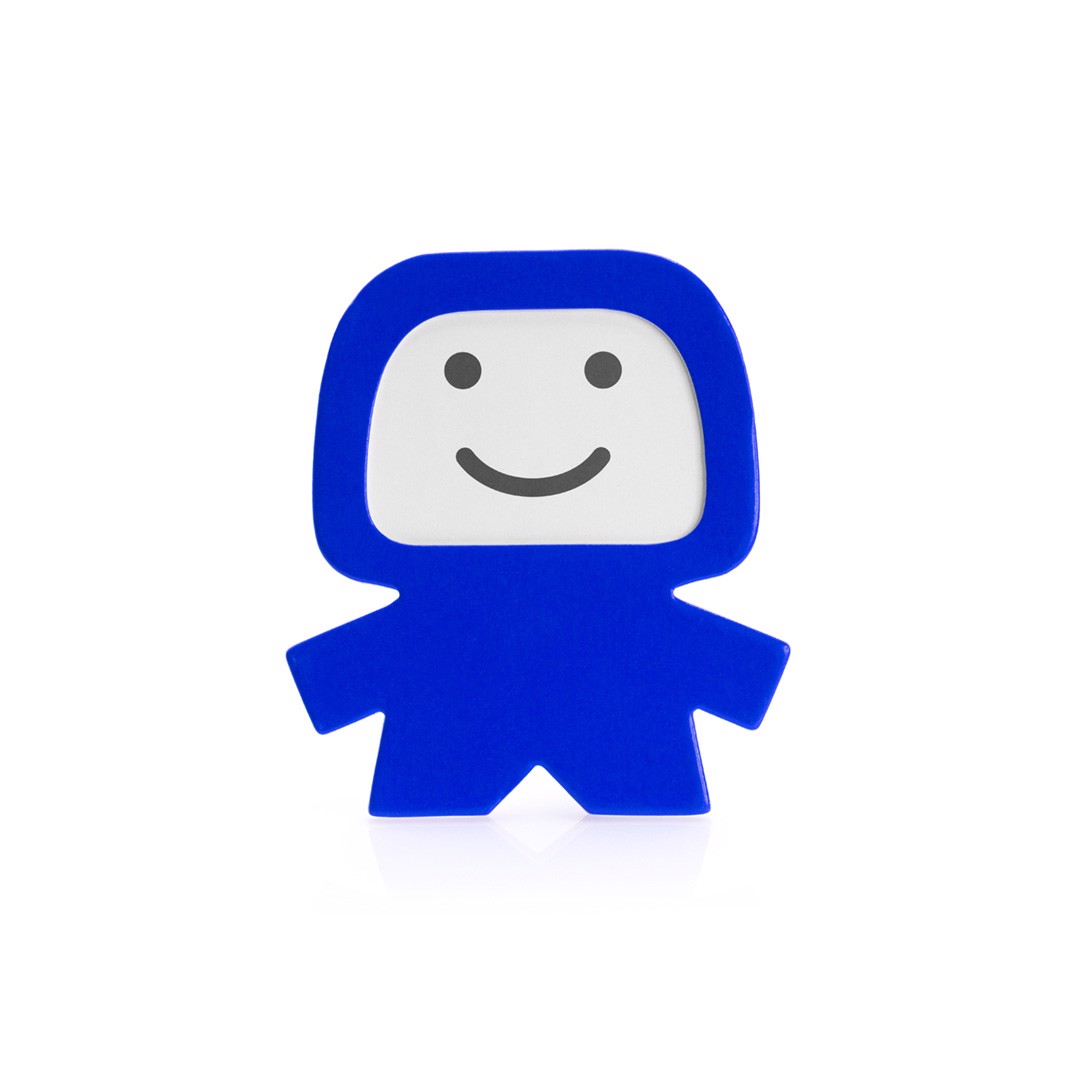 Portafotos Torquis - Azul