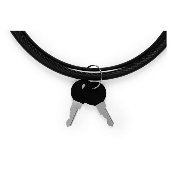 Candado Triyo - Negro