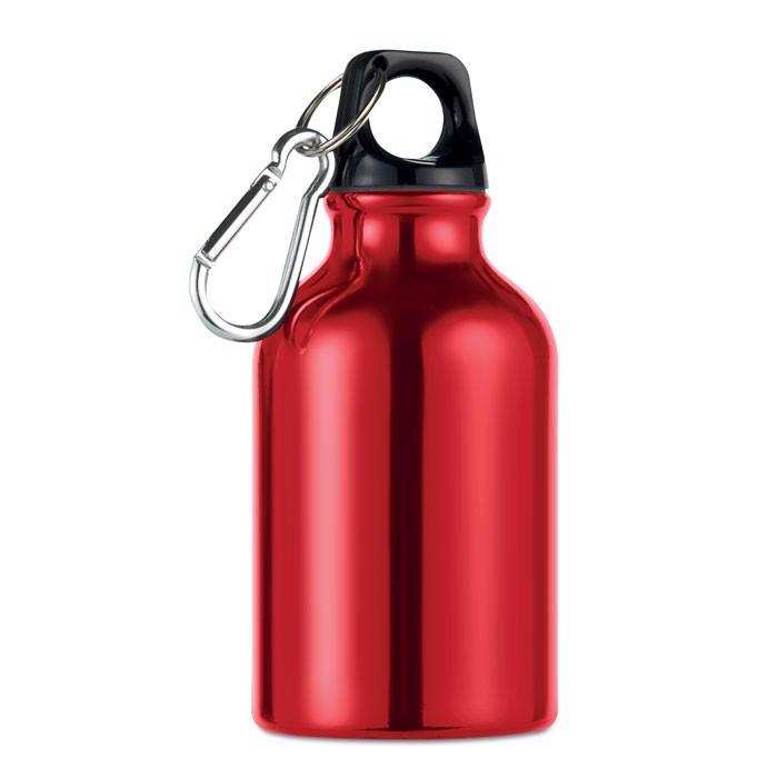 Butelka aluminiowa. Moss - czerwony