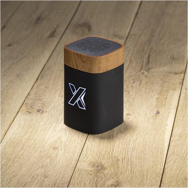 Inteligentní dřevěný světelný reproduktor SCX.design S31