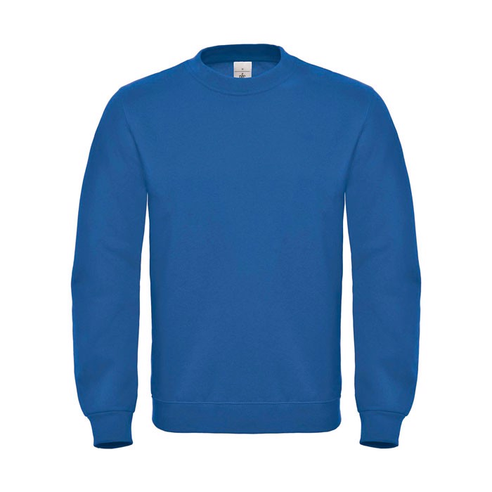 Sweatshirt Id.002 Cotton Rich Sweatshirt - Royal Blue / 4XL