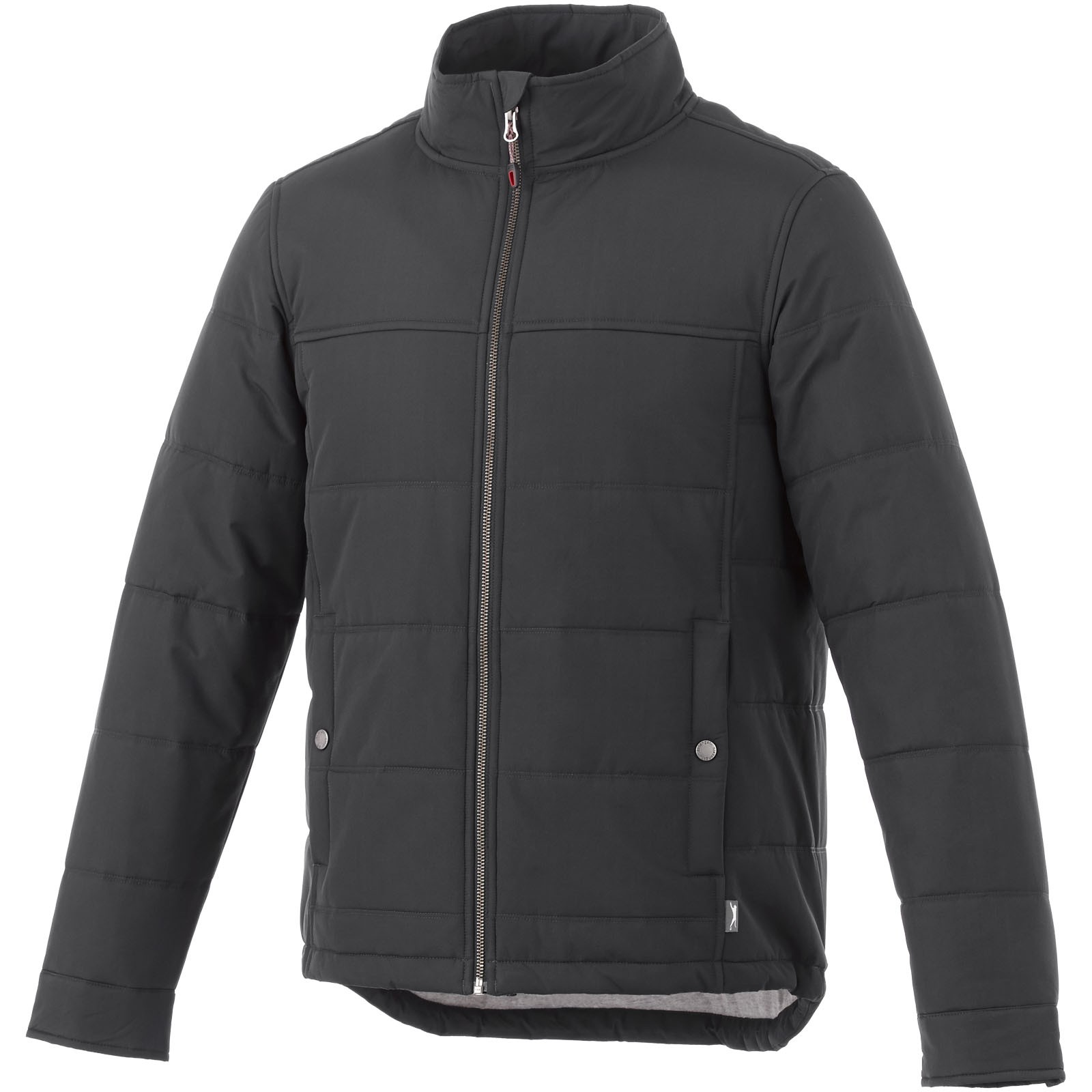 Bouncer insulated jacket - Grey smoke / S
