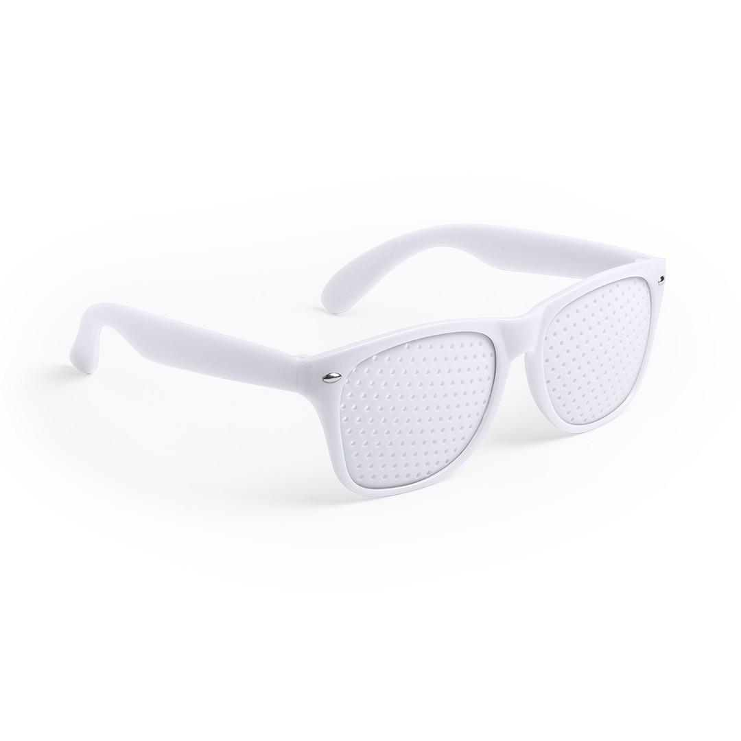 Glasses Zamur - White