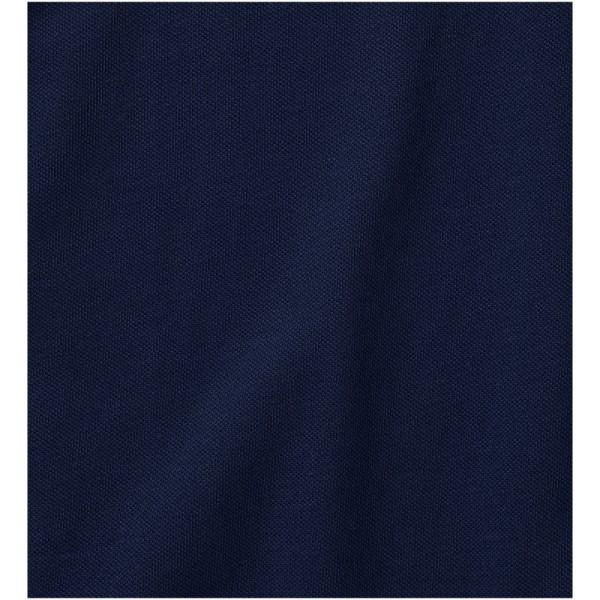 Calgary short sleeve women's polo - Navy / S