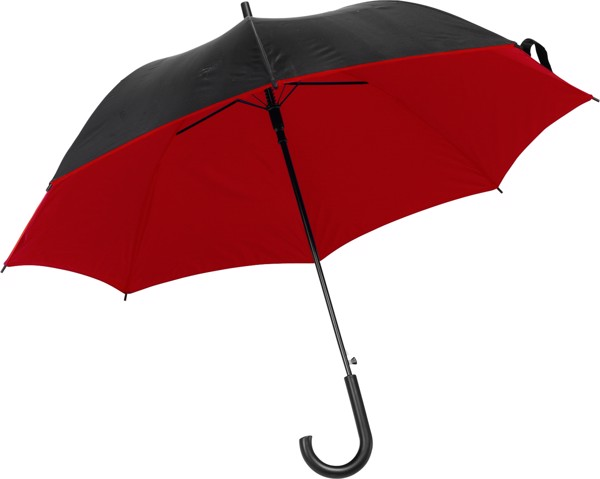 Polyester (190T) umbrella - Red