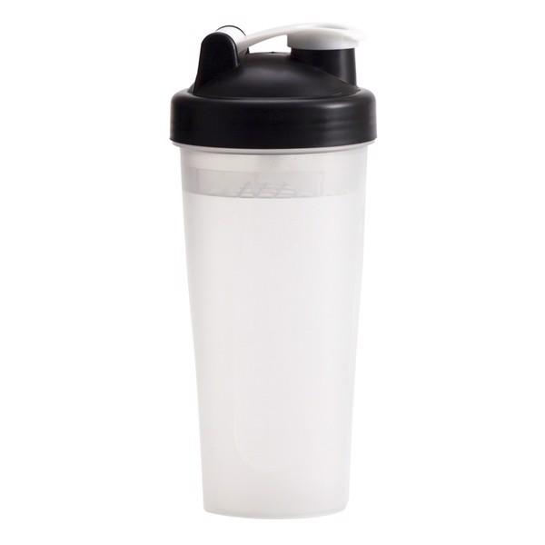 Shaker Muscle Up 600 ml - Czarny