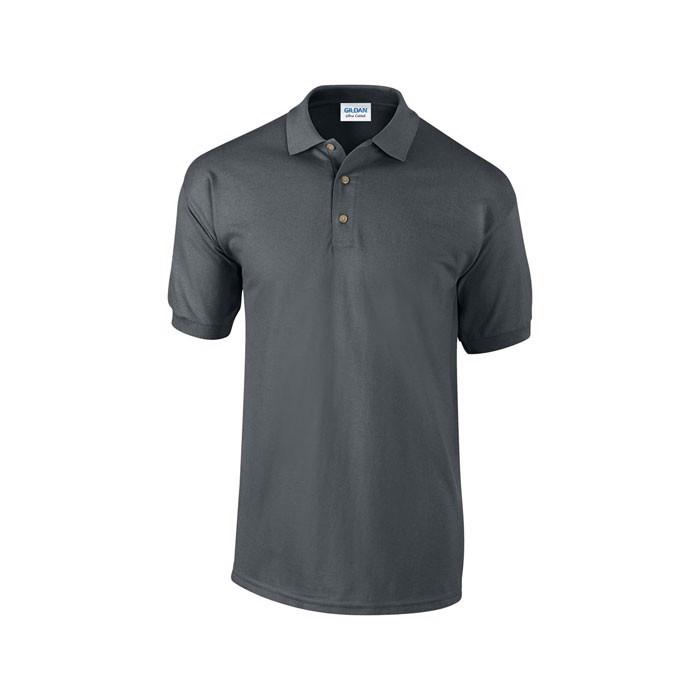 Unisex Polo Shirt 240 g/m2 Heavy Pique Polo 3800 - Charcoal / L