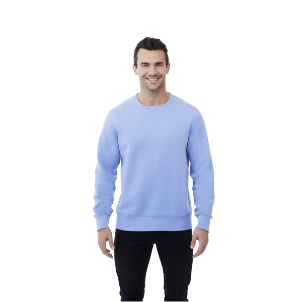 Surrey unisex crewneck sweater - Grey melange / XL