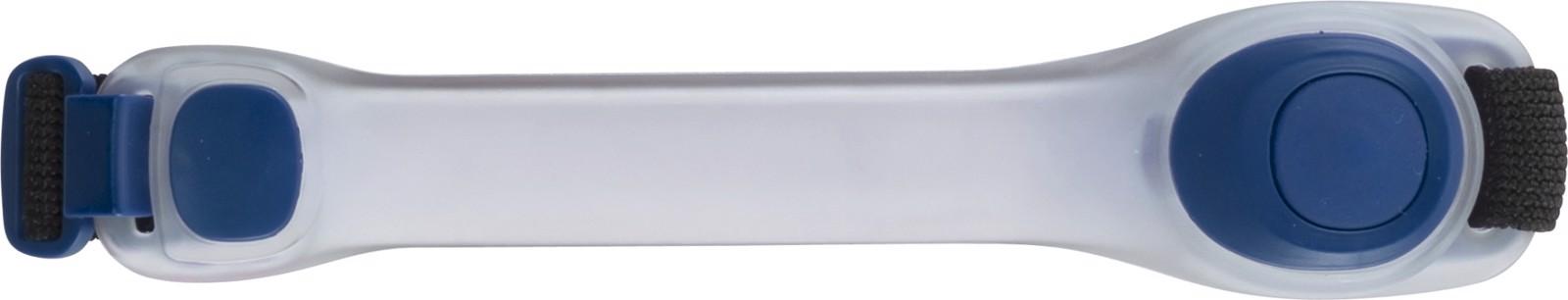 Silicone arm strap - Blue