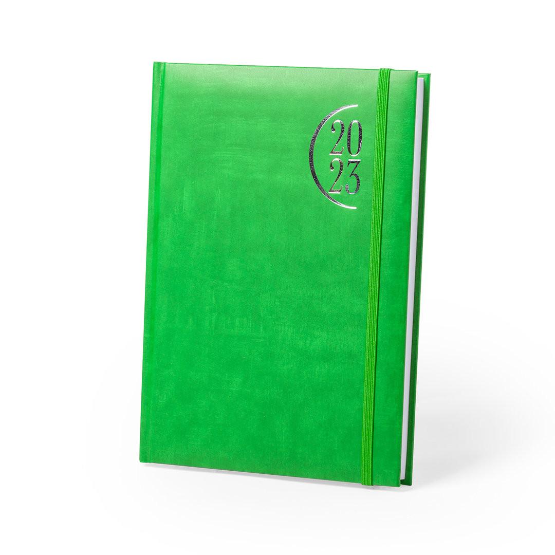Agenda Waltrex - Verde