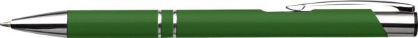 Aluminium ballpen - Light Green