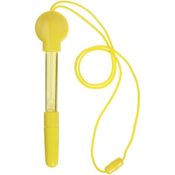 Bubbz Seifenblasen Kugelschreiber - Gelb