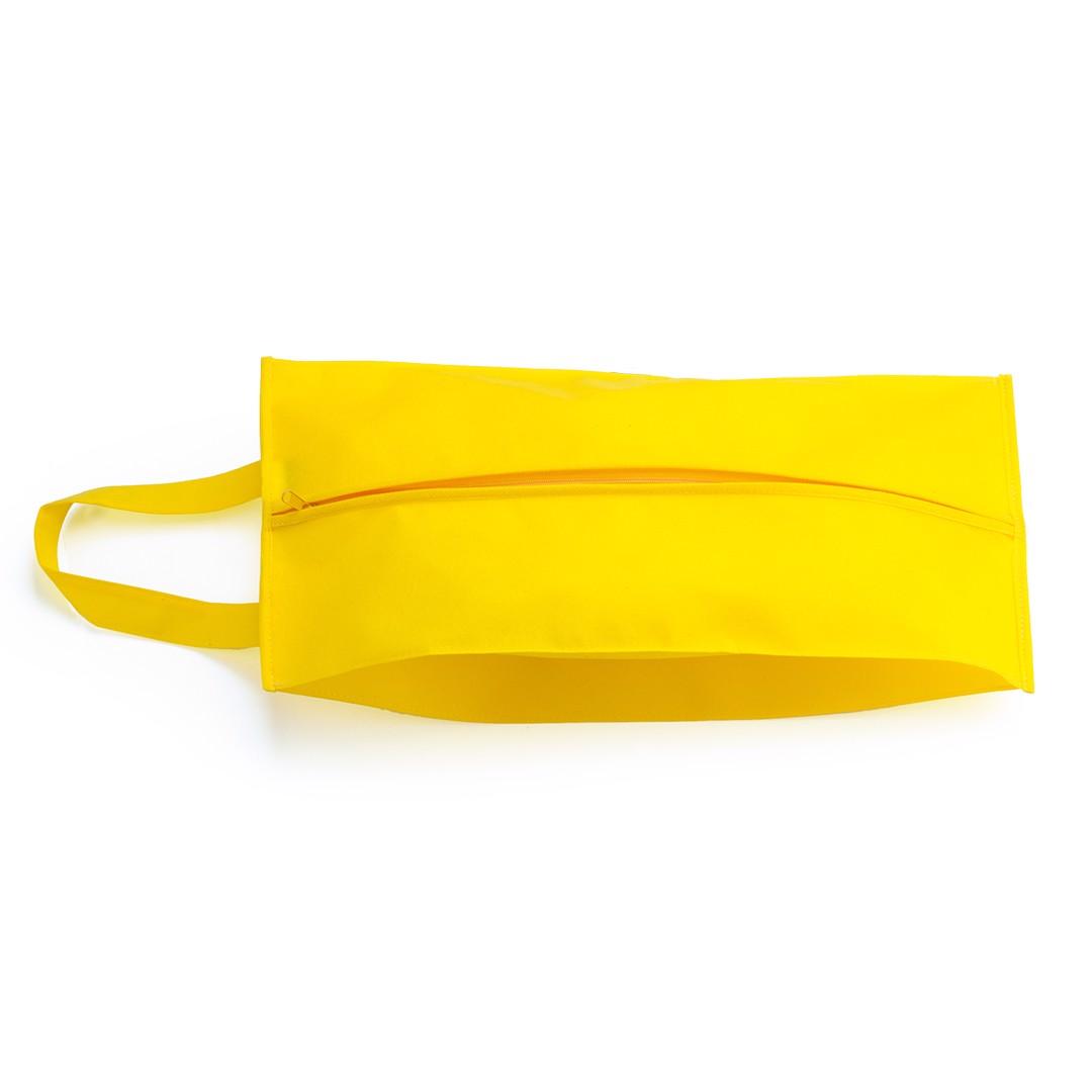 Bolsa Sapatos Recco - Amarelo