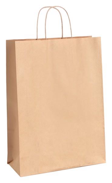 Papírová Taška Store - Hnědá