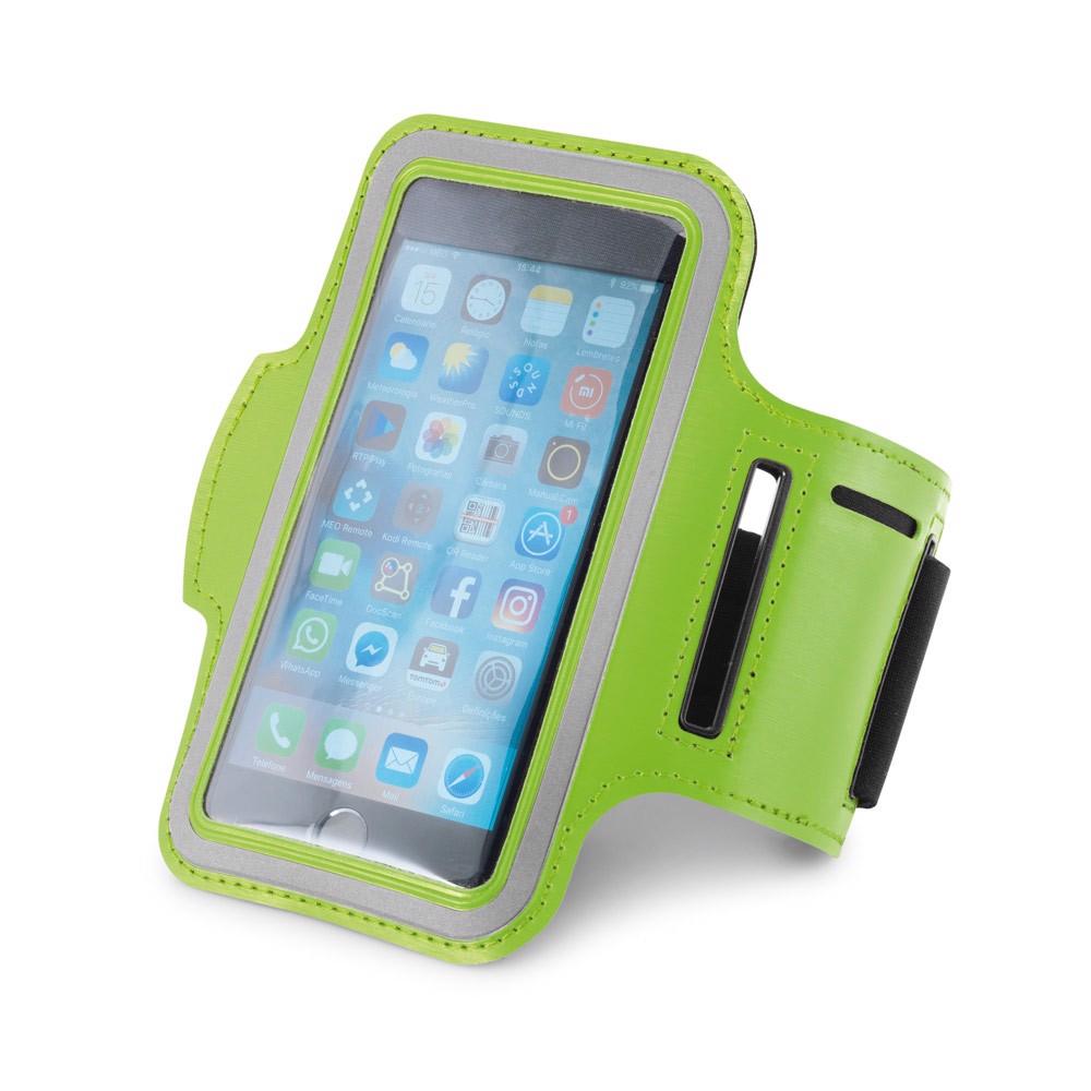 BRYANT. Smartphone armband - Light Green