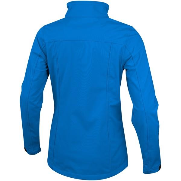 Dámská softshellová bunda Maxson - Modrá / XS