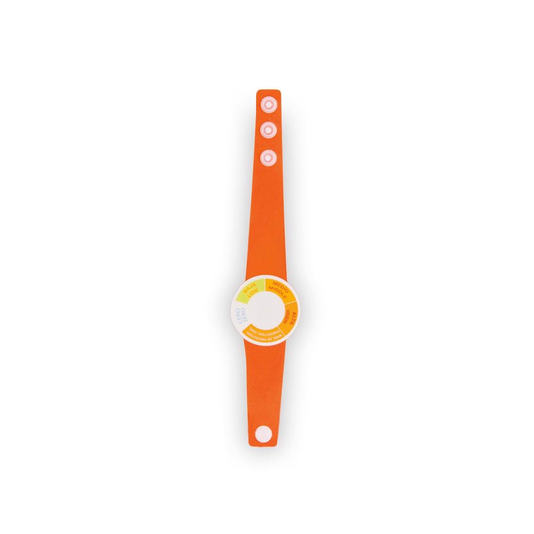 Medidor Rayos UV Rado - Naranja