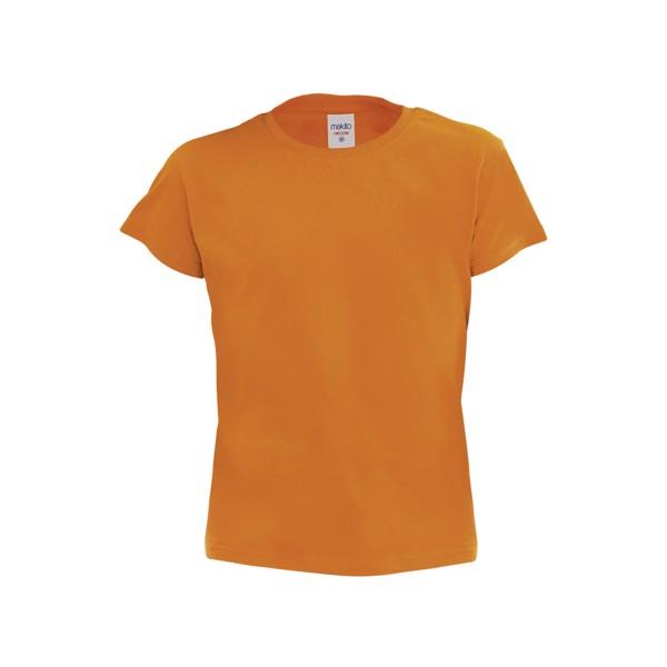 Camiseta Niño Color Hecom - Naranja / 6-8