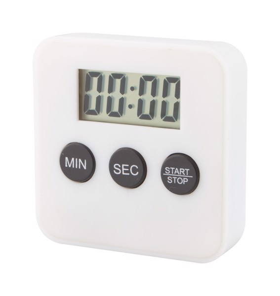 Kitchen Timer Bulli - White