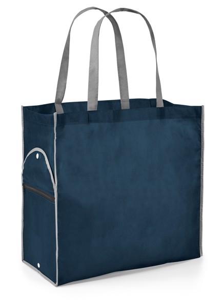 PERTINA. Αναδιπλούμενη τσάντα - Ναυτικό Μπλε